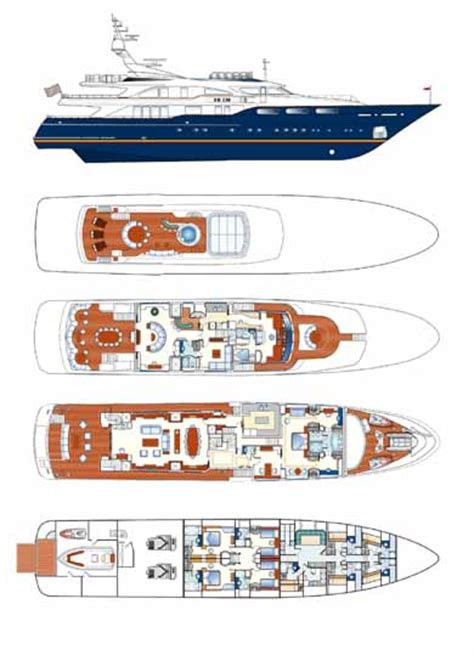 yacht deck layout ideas jo yacht charter details benetti charterworld luxury