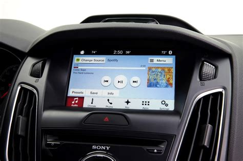android car play ford s sync 3 will feature apple carplay and android auto autoevolution
