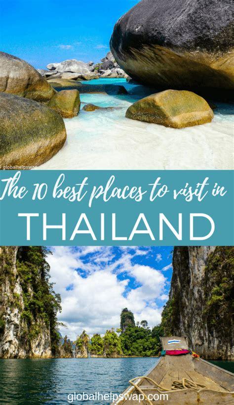 places  visit  thailand beautiful places
