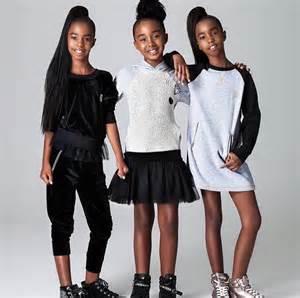 Vanity Mirror Makeup Black Celebrity Kids P Diddy S Daughters Star In Sean