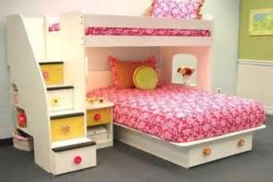 Girly Bunk Beds Girly Bunk Beds The Interior Design Inspiration Board