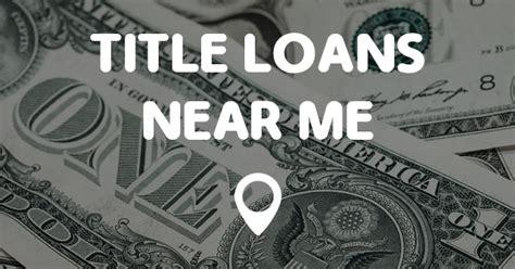 title loans     choose   company