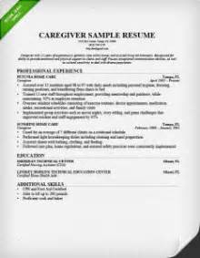 nanny and caregiver cover letter sles resume genius