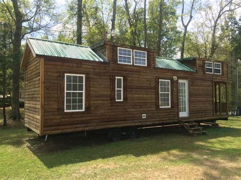 Log Cabin Rv Park Models by 10x38 Tiny House Shell Park Model Rv Trailer Log Cabin