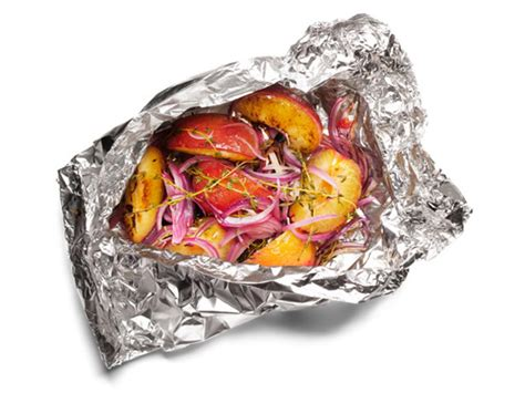 50 things to grill in foil food network food network recipes easy cooking techniques