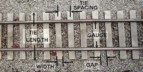 railroad tie dimensions quotes