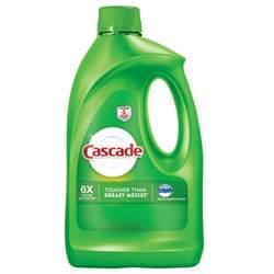 Pre Wash Dishwasher Detergent Product By Form Cascade Detergent