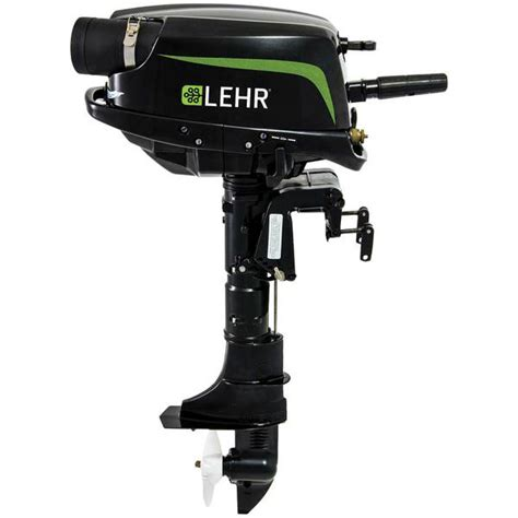 5hp boat motor lehr 5hp propane powered outboard long shaft west marine