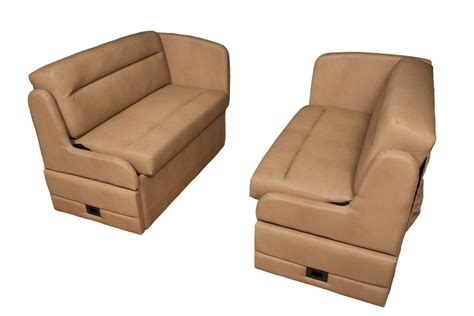 motorhome sofas glastop rv motorhome furniture custom rv motorhome