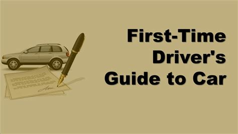 Cheap Car Insurance 1st Time Drivers by Time Driver S Guide To Car Insurance Affordable