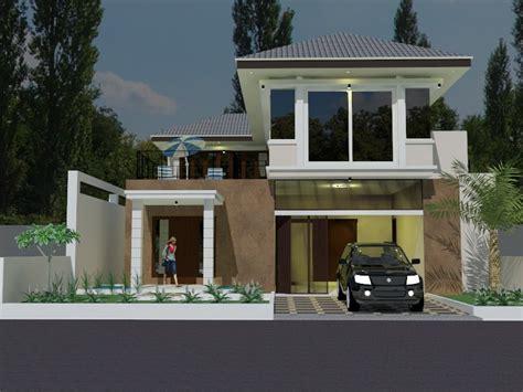 desain kamar diatas garasi desain rumah minimalis modern 1 dan 2 lantai 2018