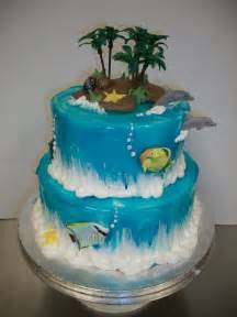 ocean cake my designs pinterest island cake awesome and cakes