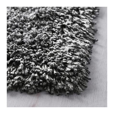 ikea gaser rug g 197 ser rug high pile dark grey 170x240 cm ikea
