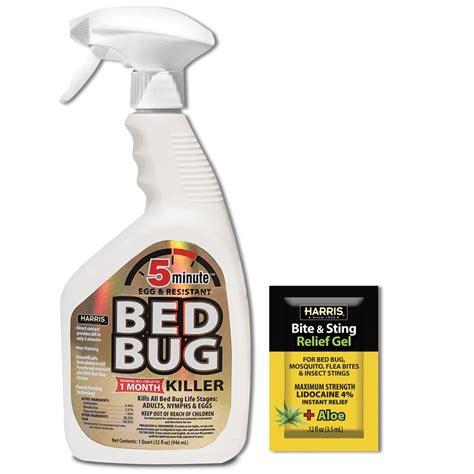 harris  gal ready   egg kill  resistant bed bug killer    oz professional