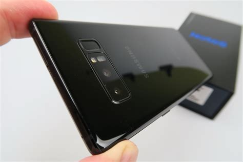 Tablet Samsung Galaxy Note samsung galaxy note 8 unboxing big flagship big