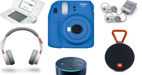 holiday gift ideas  tech  electronic gifts