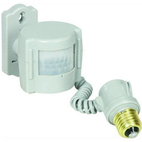 Outdoor Motion Sensor Light Bulb Adapter 1000 Images About Outdoor Motion Lights On