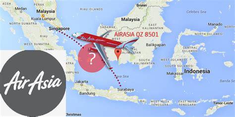 detiknews airasia terkini gambar tumpahan minyak dikesan di kawasan pencarian