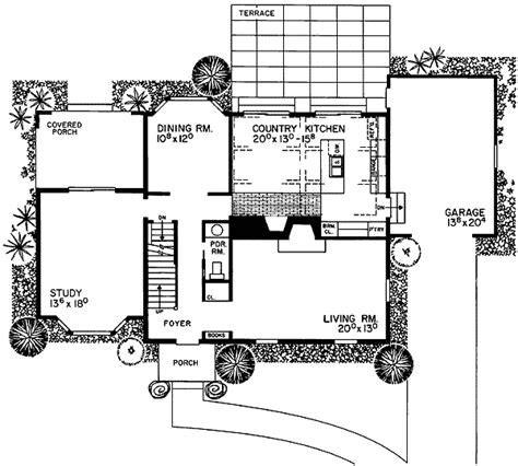 cape cod house floor plans architectural designs