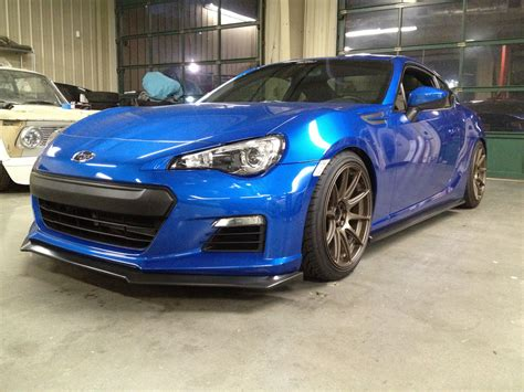 subaru brz body subaru brz body kit rear lips splitter skirts