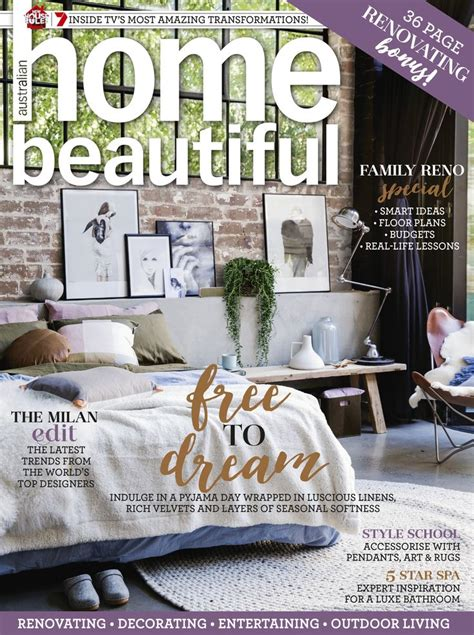 74 best home beautiful covers images on a