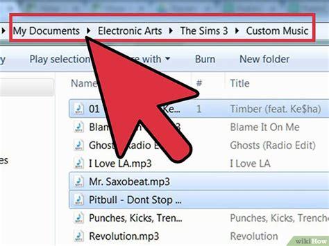 sims 3 weihnachten download deine eigene musik bei sims 3 hinzuf 252 wikihow