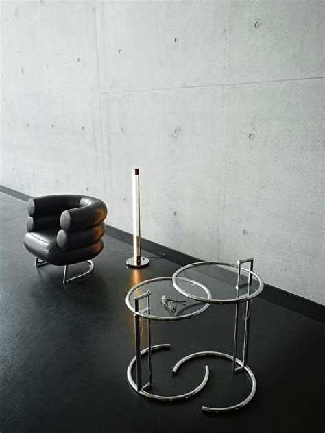eileen grey adjustable table classicon adjustable table e 1027 by eileen gray 1927