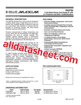 maxim integrated products tx maxim integrated products tx 28 images ds12887a 데이터시트