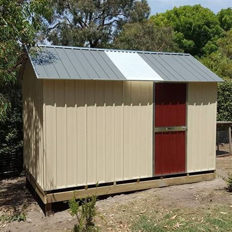 Shed Adelaide by Heritage Roof Garden Shed Steelchief Melbourne