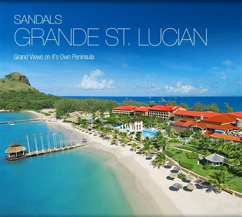 what is the best sandals resort to stay at sandals st lucia stay at 1 play at 3 sandals resorts