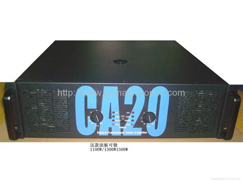 Power Lifier Sound Standard professional audio power lifier ca20 u sound china manufacturer other electrical