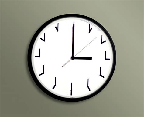 creative clocks 25 cool and unusual clocks bored panda