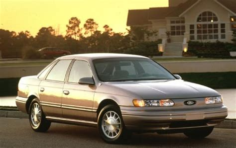 1995 ford taurus warning reviews top 10 problems you must know