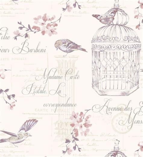 imagenes vintage de jaulas papel pintado vintage con jaulas p 225 jaros y letras tonos