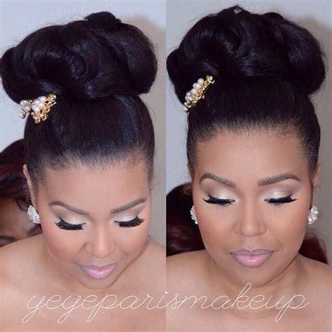 black women pin up hairstyles from atlanta 2016 wedding hairstyles for black women 9 black hair