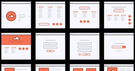 50 Free Wireframe Templates For Mobile Web And Ux Design Ux Website Templates