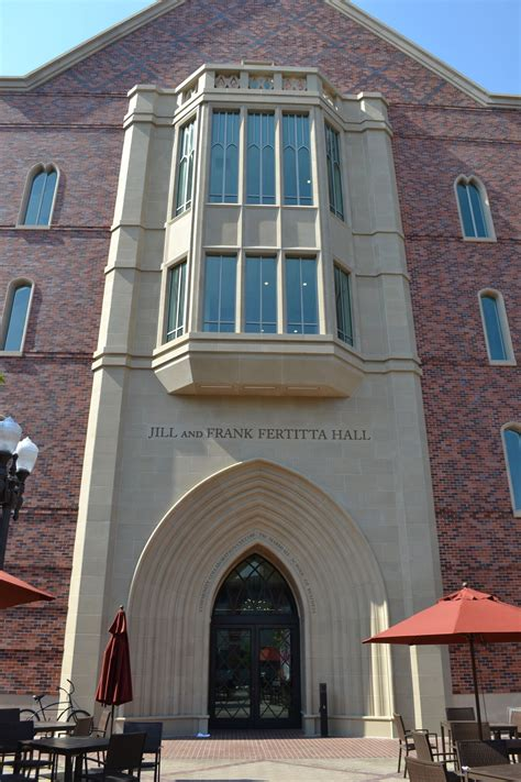 Usc Marshall Mba Fees by Architectural Architectural Columns And