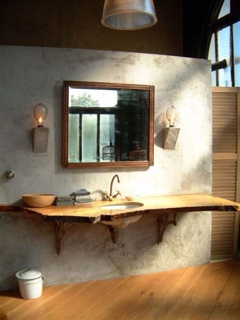 wood counter bathroom wood bathroom counter light fixtures dans la maison de