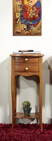 meuble bois 1264 table de nuit 2 tiroirs en merisier de style louis xv