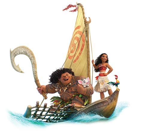 moana boat with balls clipart for u moana