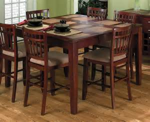 Kitchen Tables For 8 High Top Kitchen Table Sets Homesfeed