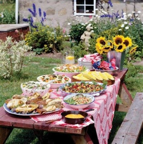 backyard party menu ideas barbecue party decorations ideas backyard bbq outdoor