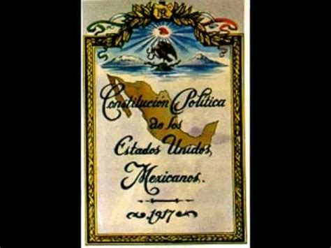 constitucion de 1917 el aniversario de la constituci 243 n de 1917 youtube