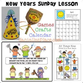 new year sunday new years bible lesson for sunday school this lesson