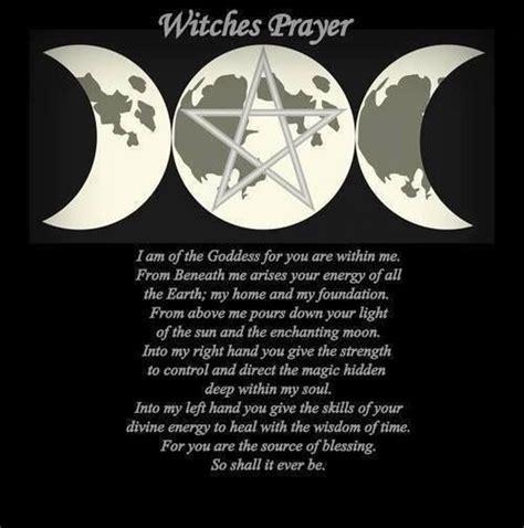 witches prayer witches prayer witchcraft
