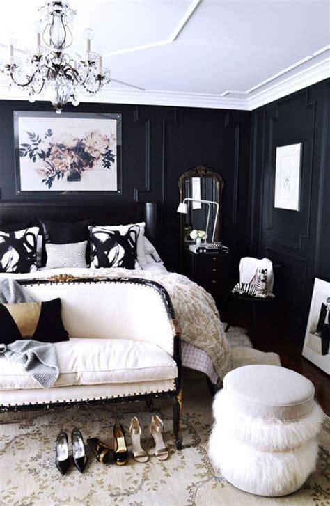 Master Bedroom Decorating Ideas In Black And White Een Klassiek Moderne Slaapkamer