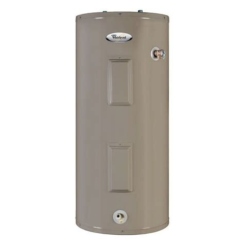 whirlpool water heater parts lowes whirlpool a5203 50 gallon 6 year limited short electric