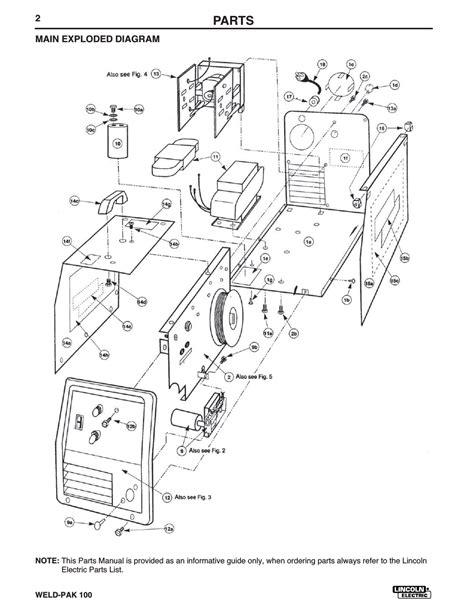 lincoln idealarc welder wiring diagram lincoln arc welder
