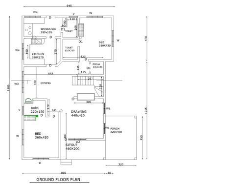 three bedroom ground floor plan 15 spectacular floor plan for 3 bedroom bungalow home