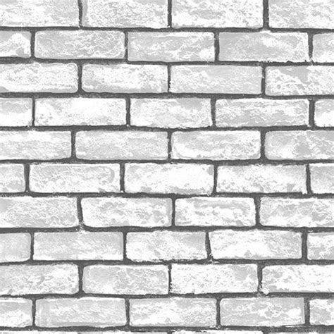 wallpaper batu bata 3d jual wallpaper korea batu bata putih di lapak indah